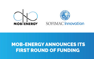 Mob-Energy announces its first round of funding